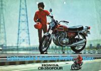 Honda CB 350 Four b1