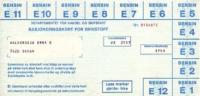 Rasjoneringskort-73